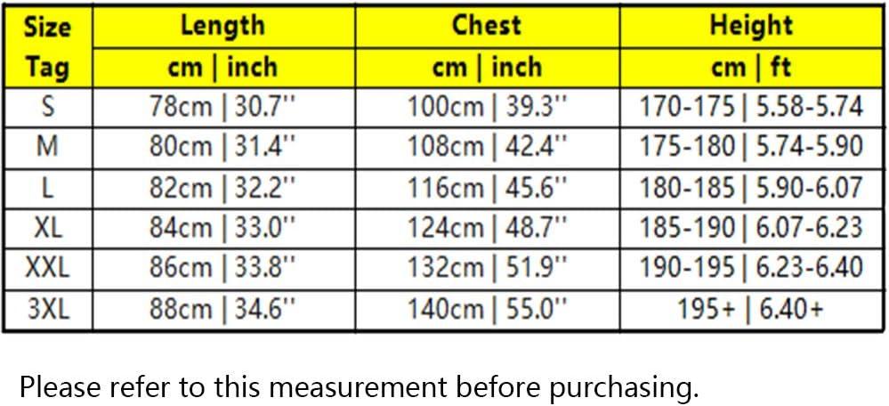 Chemise de Rugby pour Hommes de Chiefs Mahomes Sweat-Shirt Classique /à Manches Courtes S-3XL