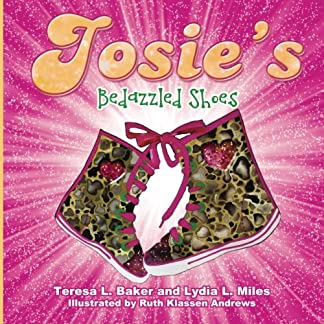 Josie's Bedazzled Shoes