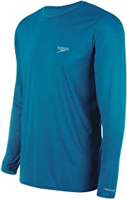 T-Shirt Uv Protection M/L Masculina Speedo Homens