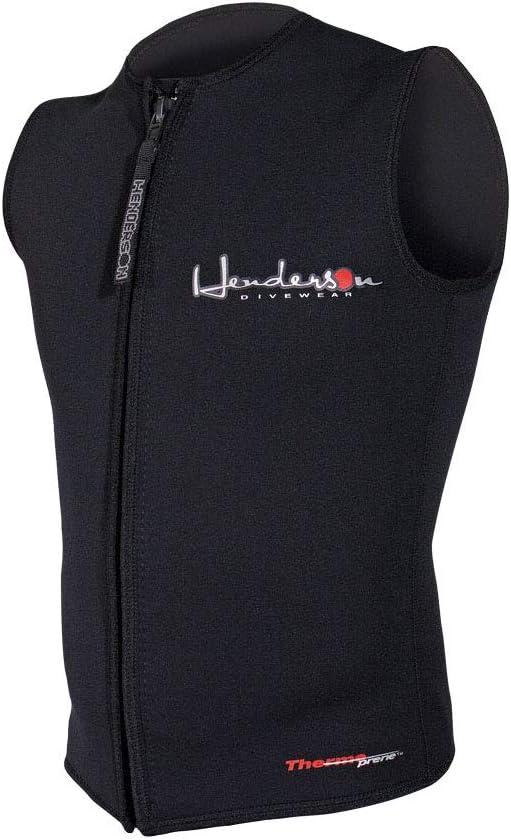 Henderson Thermoprene 3 mm Men's Front Zipper Vest