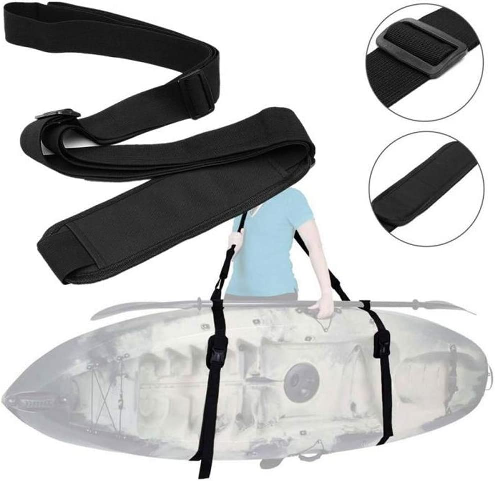 GBLF Paddle Board Strap Shoulder Carrier Strap for Paddleboard Sup Accessories for Paddle,Easy To Carry,Kayak Shoulder Carrying Sling Adjustable Portable