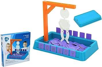 Color Baby Ahorcado Juego De Mesa Caja 26,5x26,5cm: Amazon.es: Juguetes y juegos