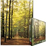 Eurographics Forest Path 1000-Piece Puzzle