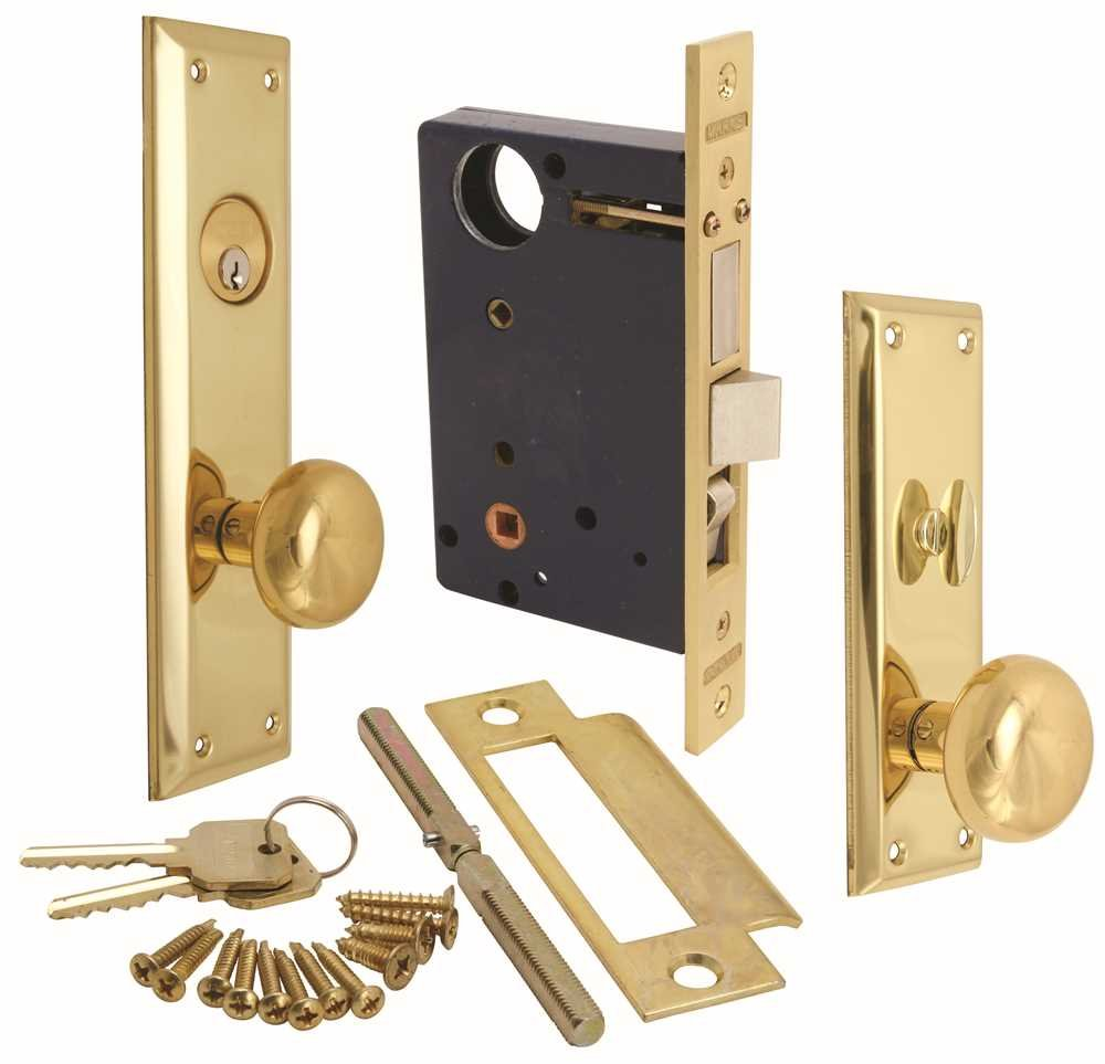 Marks Hardware 91a Lh Marks Mortise Lock Left Hand 42 X 109 X