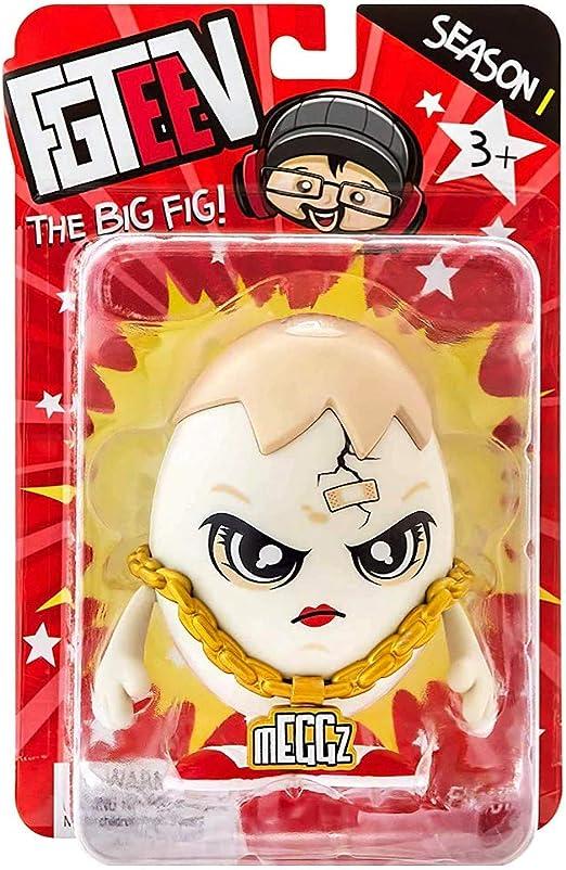 Amazon Com Fgteev Meggz Egg Season 1 Acton Figure 6 Toys Games