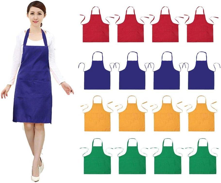 I Love You Quality Cooks Bib Apron Choose Colour