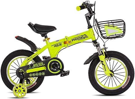 Bicicletas plegables para niños Bicicletas para niños de 2 a 10 ...