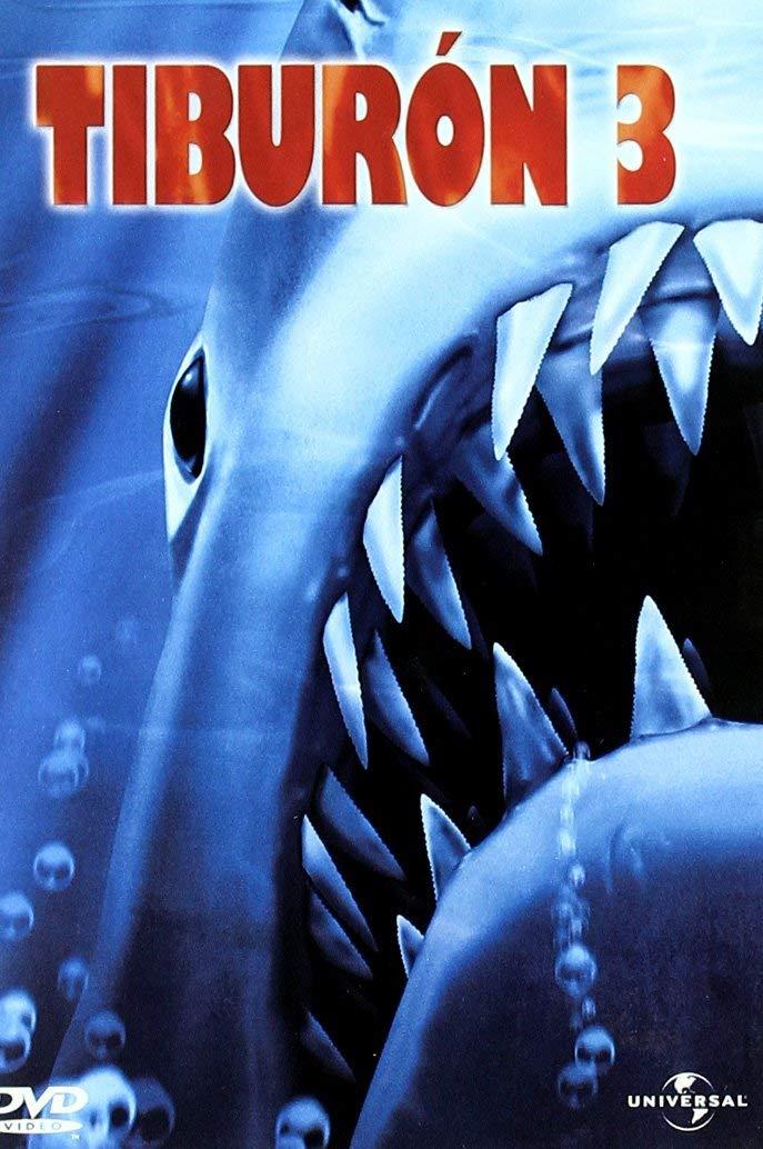 Tiburon 3 [DVD]: Amazon.es: Dennis Quaid, Louis Gossett, Jr ...