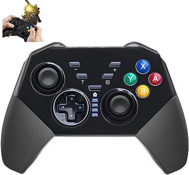 Elyco Mando para Nintendo Switch Apoya Vibración, Bluetooth ...