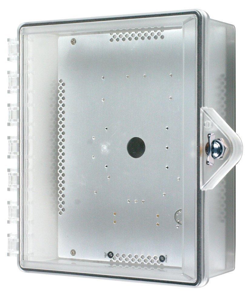 完売 Safety Technology International STI-7521-HTR Heated NEMA 4X Polycarbonate STI-7521-HTR Enclosure International B019SZF5BQ - Thumb Lock, Environmental Protective Cabinet [並行輸入品] B019SZF5BQ, エスエール:5f99662a --- a0267596.xsph.ru