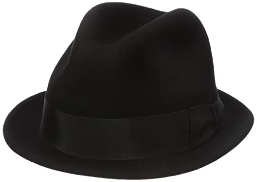 72093b1334a Country Gentleman Men Floyd Fedora at Amazon Men s Clothing store
