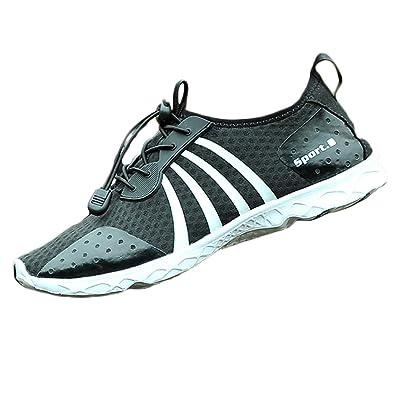 Chaussures Aquatiques Homme Léger Séchage Rapide Chaussure d