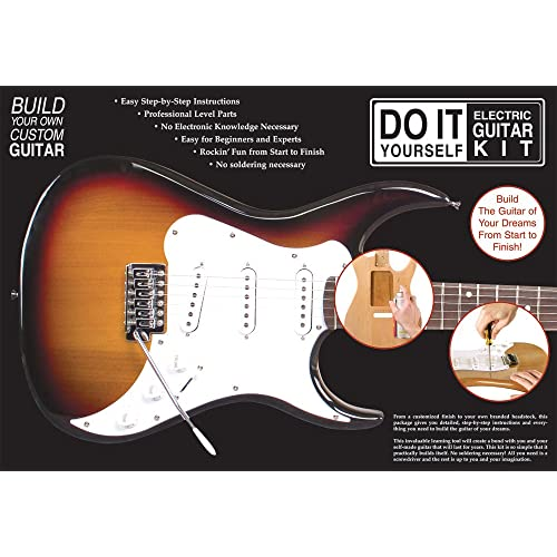 Diy guitar amazon axl do it yourself electric guitar kit asfbconference2016 Gallery