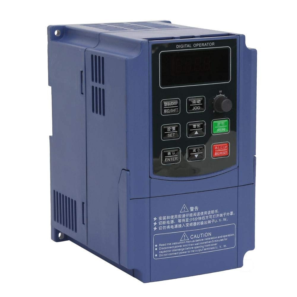 Security 380V 0.75KW Three Phase Input Three Phase Output Frequency Converter VFD by Xinwoer