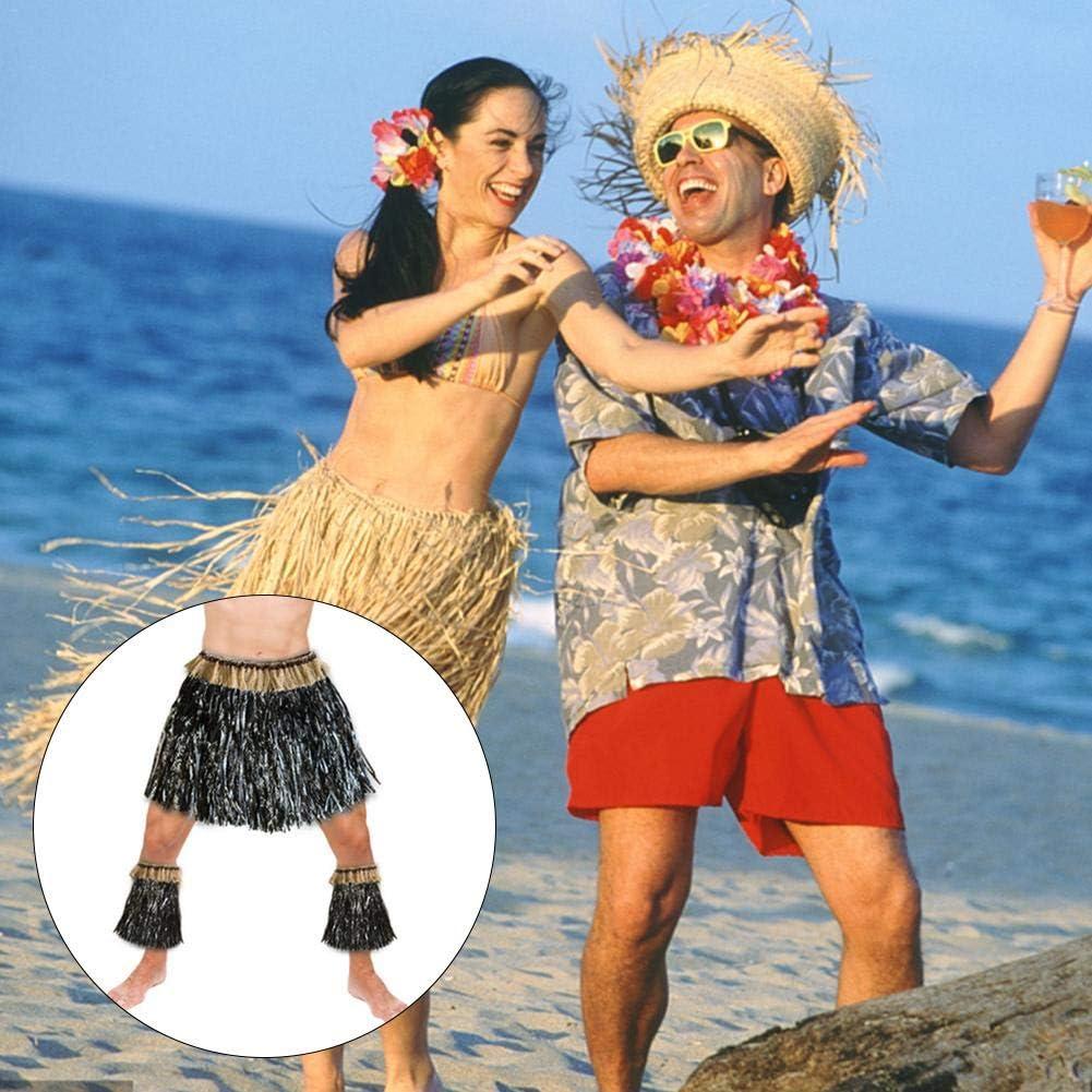 SinceY Disfraz Hawaiana Niña Falda Hawaiana, Los Pies De La Manga ...