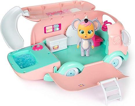 IMC Toys – Bebés Llorones Lágrimas Mágicas, La Caravana de Koali (91931)