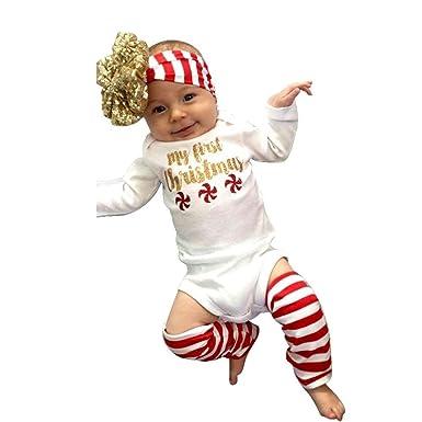 073b67ce5c4 Wondere Newborn Kids Baby Boy Girl Infant Romper Jumpsuit Bodysuit Clothes  Set (70(6M
