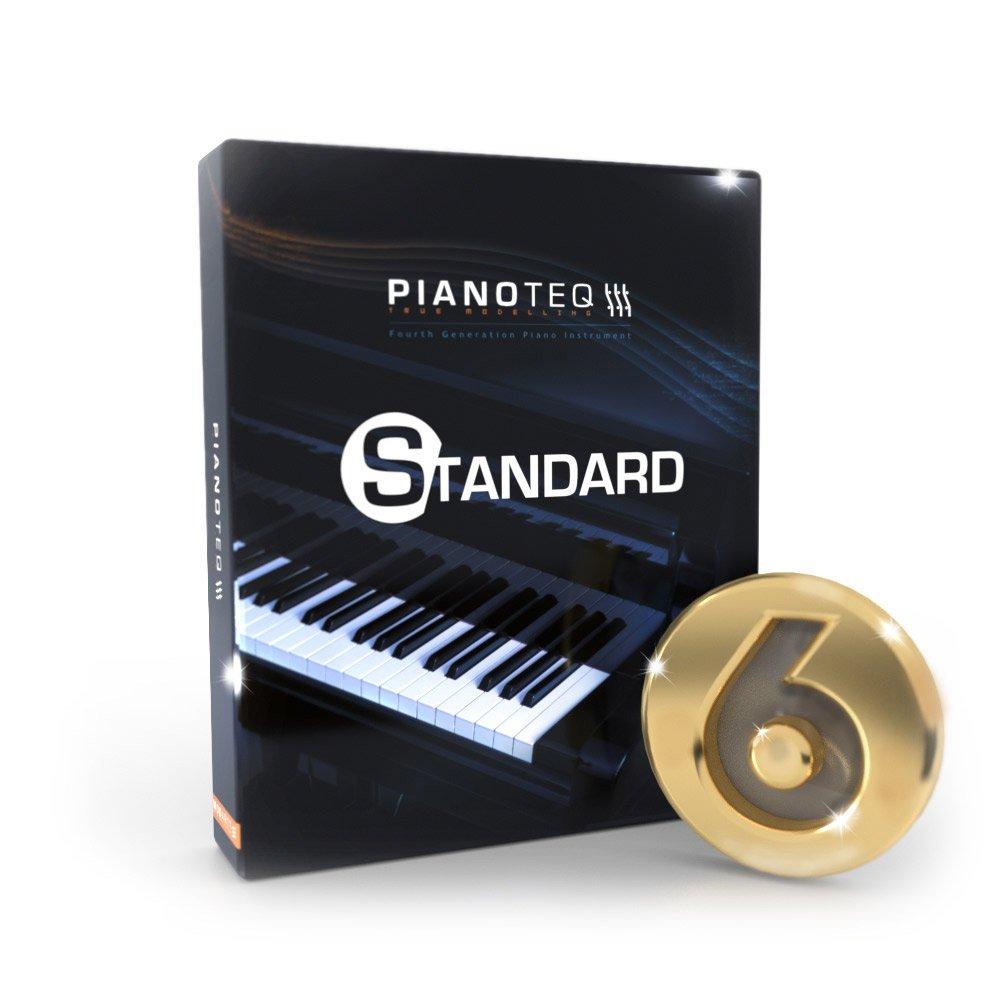 Modartt モダート/Pianoteq 6 Standard ピアノ音源 [License]   B075N59Z3K, 防災セット専門店リアルチュチュ 609fadab