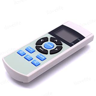 ilovelife Replacement Remote Control for ILIFE V5 V5S V3 V3L A4 A4S V7S Series Vacuum Cleaner Parts