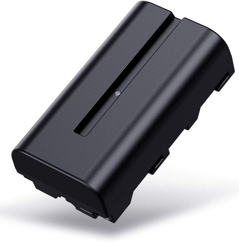 TR516 TR716 F770 TR818 F570 2900mAh Ersatzakkus F960 F330 F550 CCD-SC55 Oxsmal NP-F550 Kamera Akku als Ersatz f/ür Sony NP F970 TR910 TR917 usw F750 2 St/ück F530