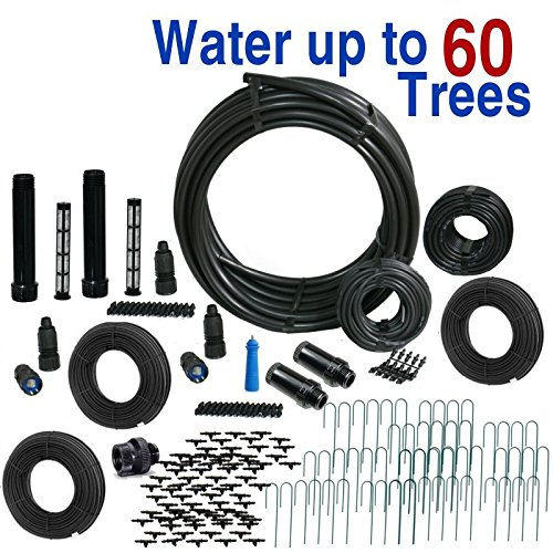 Deluxe Drip Irrigation Kit for Trees