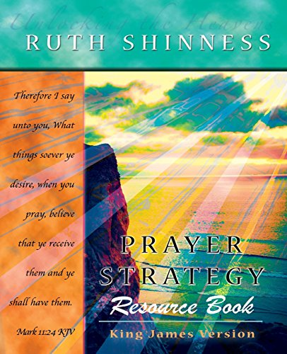 Prayer Strategy Resource Book