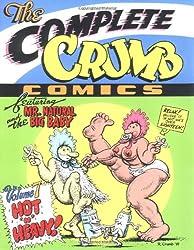 Complete Crumb Comics: Hot 'n' Heavy: 7