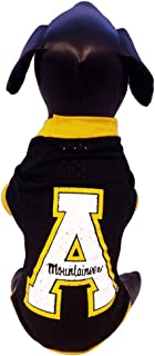 product image for NCAA Appalachian State Mountaineers Athletic Mesh Dog Jersey