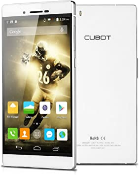 Cubot X11 - Smartphone libre Android (pantalla 5.5