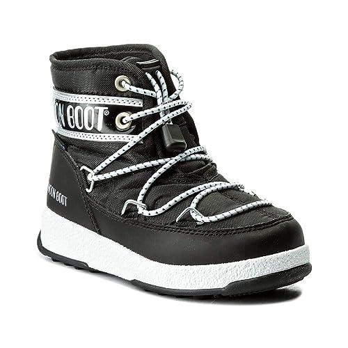 6f2428a41f Moon Boot W.E. JR Boy Mid WP (30-35) 35: Amazon.it: Scarpe e borse