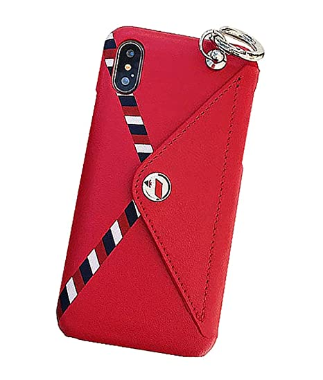 f980a6d135d1 Amazon.com: UnnFiko Leather Wallet Case Compatible with iPhone 6 ...