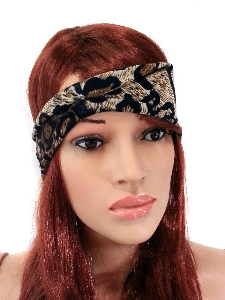 Amazon.com: Yoga Diadema//Knit turbante Style-, diseño de ...