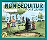 img - for Non Sequitur 2018 Day-to-Day Calendar book / textbook / text book
