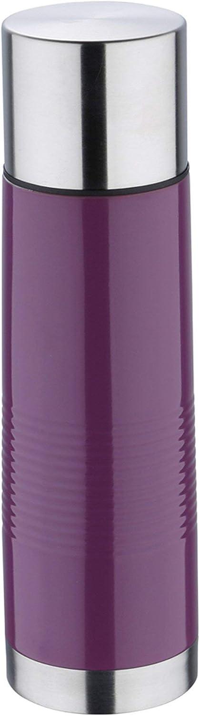 Bergner Lore - Termo, 500 ml, acero inoxidable, color púrpura, 1 unidad
