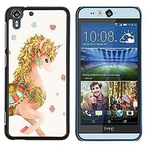 Dragon Case - FOR HTC Desire EYE M910x - until I have you - Caja protectora de pl??stico duro de la cubierta Dise?¡Ào Slim Fit