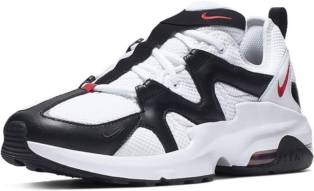 Nike Air MAX Graviton, Zapatillas de Running para Asfalto para Hombre, Blanco White Univ Red Black 100, 44.5 EU: Amazon.es: Zapatos y complementos