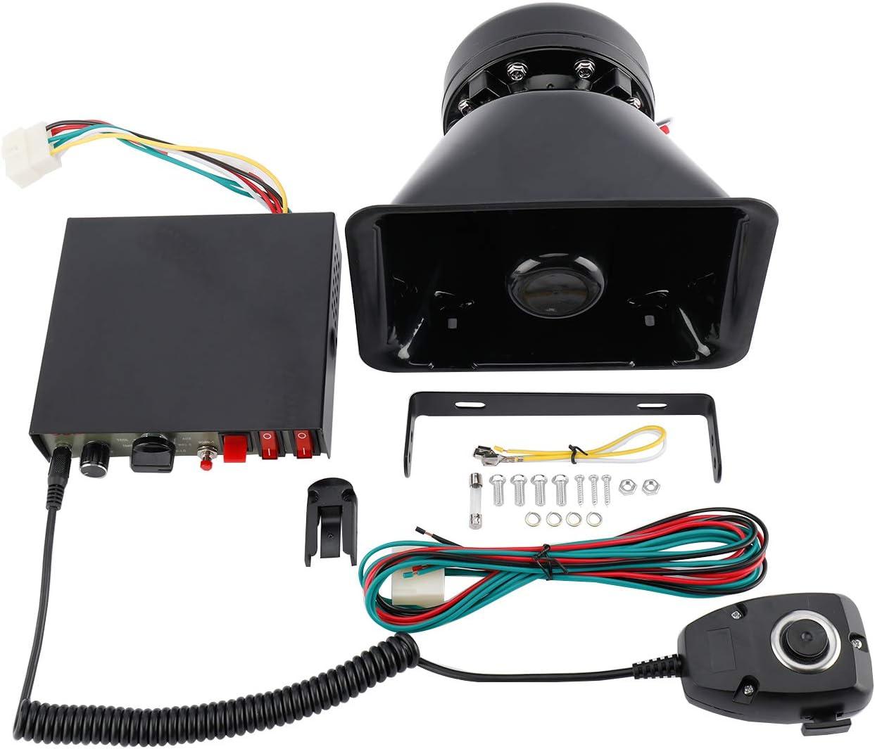 Security & Surveillance Ambulance BTSHUB 200 Watt 12V Car Siren ...