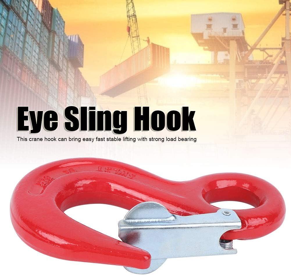 Rotating Hook Alloy Steel Gravity Rigging Crane Hook for Factory Lifting Port Transportation