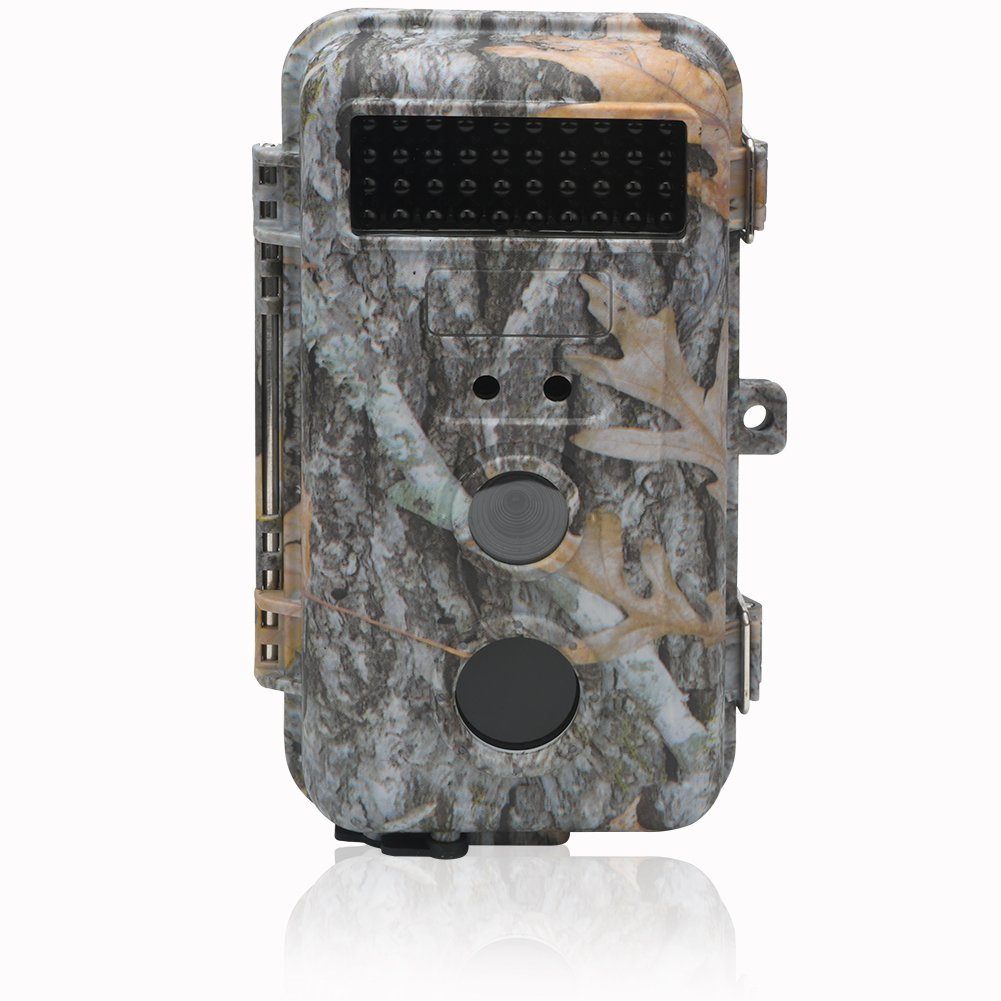 DigitNow! 16MP 1080 HD Waterproof Trail &Surveillance Digital Camera with Infrared Night Version up to 65ft in 2.4''LCD Screen &40pcs IR LEDs Wildlife Hunting &Scouting Camera by DIGITNOW (Image #2)