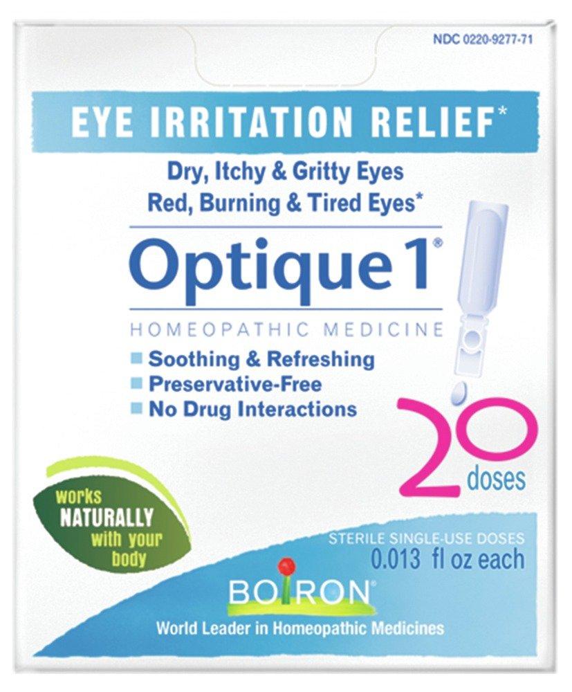 Boiron 56733 1 X 20 Dose Optique 1 Eye Drops Amazon Health