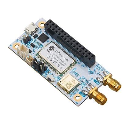 Amazon com: WisTrio LoRa Tracker RAK5205 is Built on SX1276 LoRaWAN
