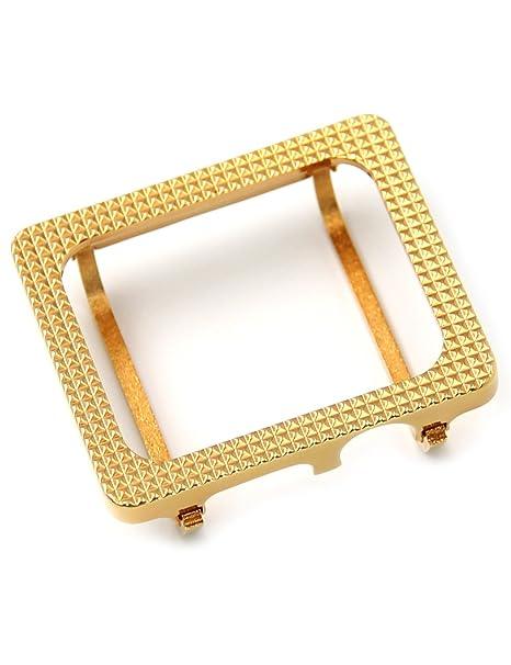 amazon com callancity series 3 watch gold case 42mm luxury