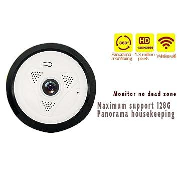 Seguridad Vigilancia Cámara IP, WIFI Largo alcance día visión nocturna de vigilancia de vídeo,