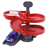 Dotopon Magic Track Accessory- As Seen On TV (Red Rotary Tower)