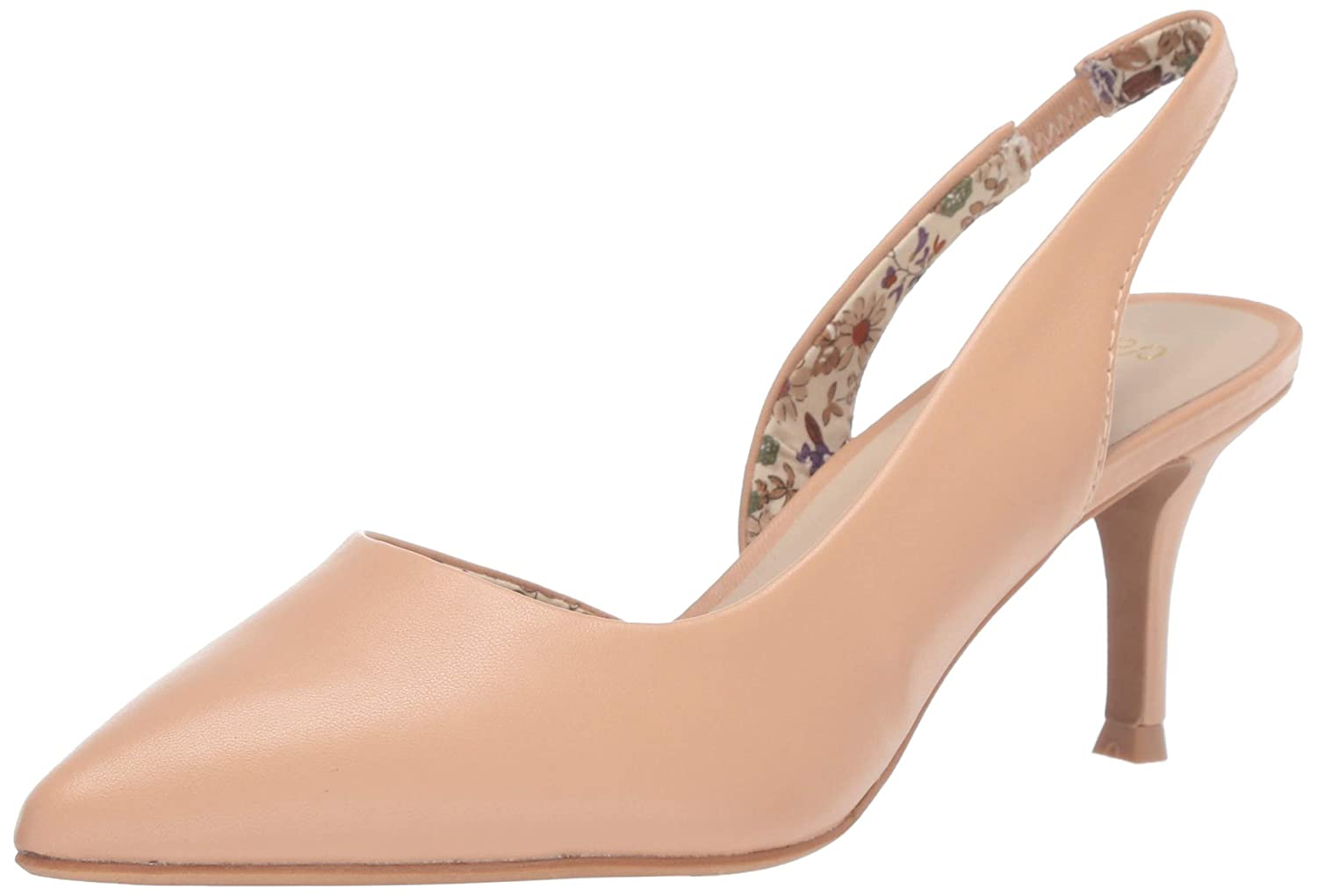 Nude Seychelles Womens Ornament Heeled Sandal