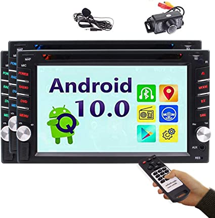 Touchscreen Car Stereo Radio Double 2 DIN for GPS Wifi USB Mirror Link Player