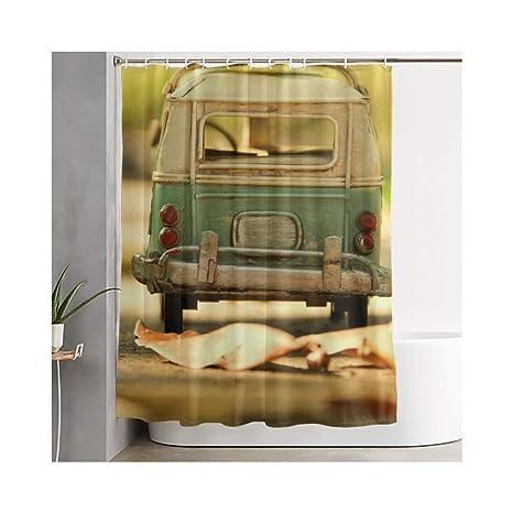 Amazon Personalized DIY Custom Fabric Shower Curtain 60 X 72