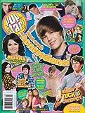 Popstar Magazine JUSTIN BIEBER SHIRTLESS PIX Taylor Swift MILEY CYRUS Glee TAYLOR LAUTNER Twilight ROBERT PATTINSON Liam Hemsworth May 2010