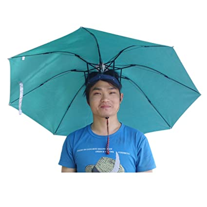 Qianle Sombrero paraguas 11434a83df2