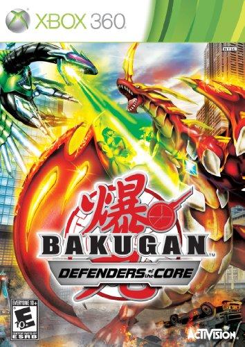 Bakugan Battle Brawlers: Defenders of the Core - Xbox 360 (Games 360 Xbox Digimon)